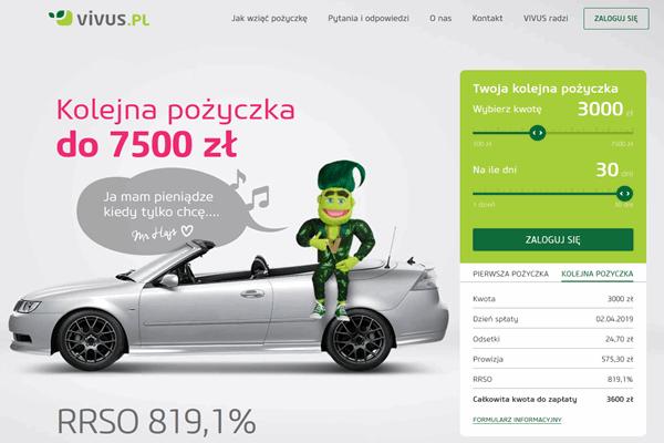 Vivus Białogard  zadzwoń 600 111 551