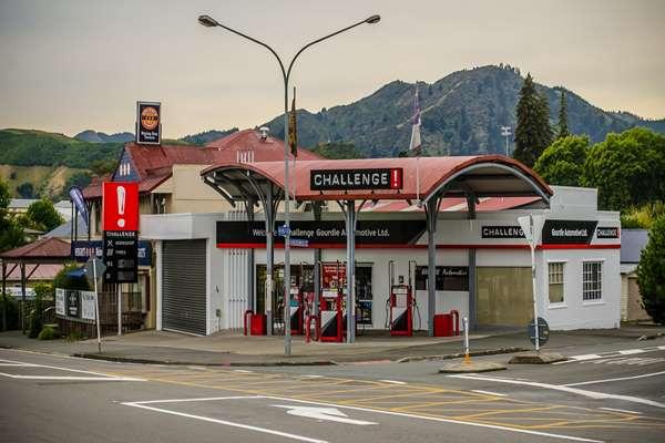 Stacja benzynowa Lubraniec